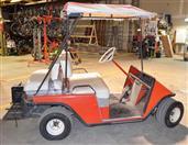 1978 EZ-GO Electric Golf Cart